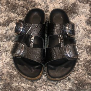 Arizona Big Buckle Birkenstock's size 38